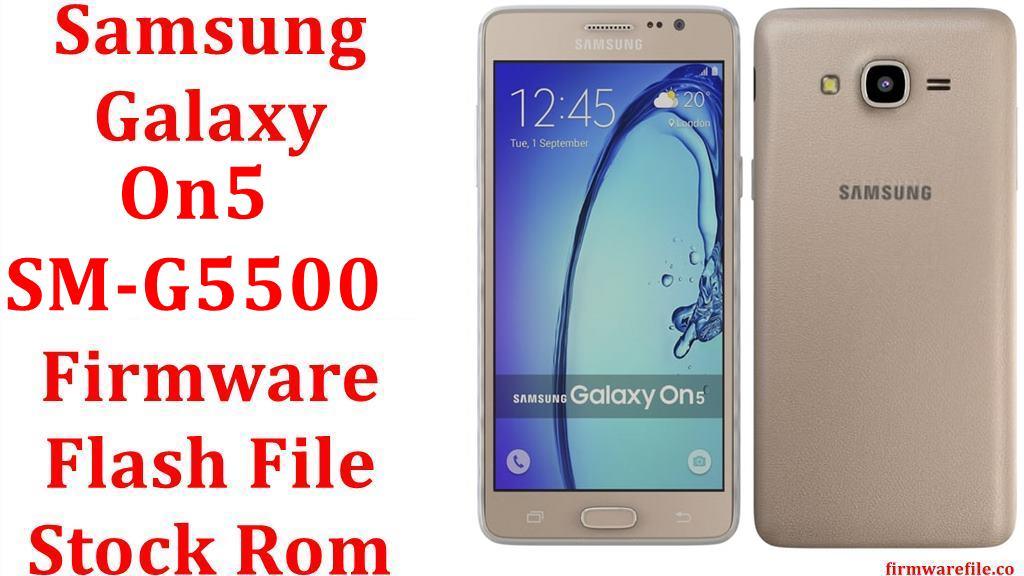 Samsung Galaxy On5 SM G5500