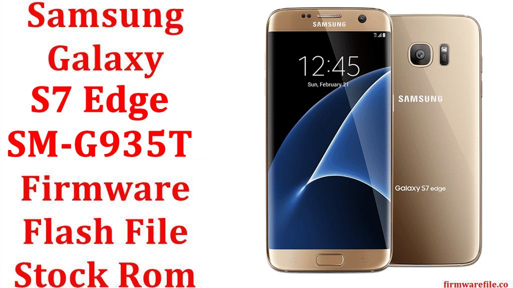 Samsung Galaxy S7 edge SM G935T
