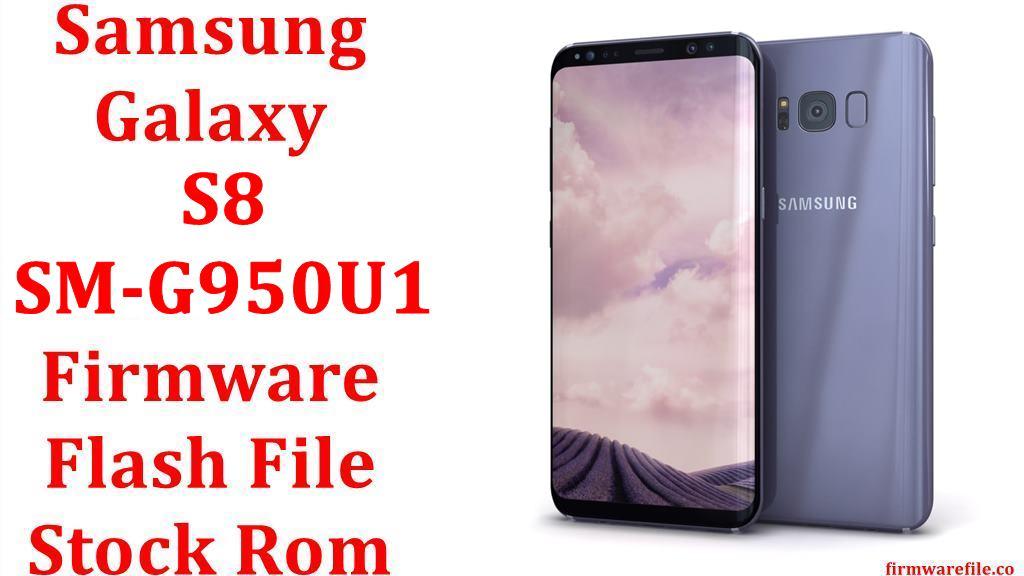 Samsung Galaxy S8 SM G950U1