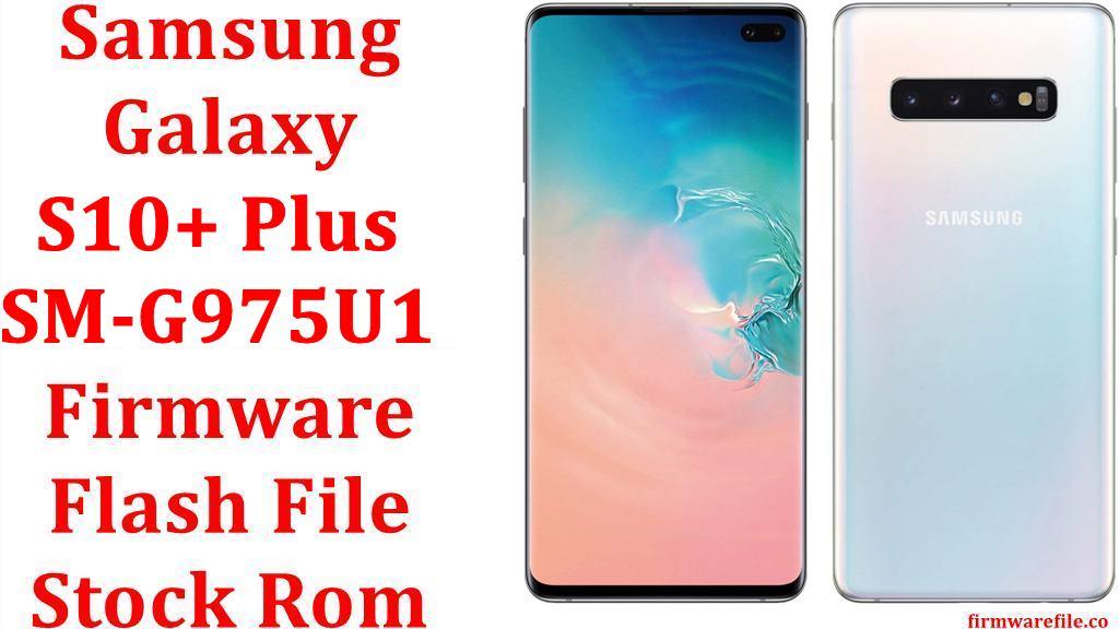 Samsung Galaxy S10 Plus SM G975U1